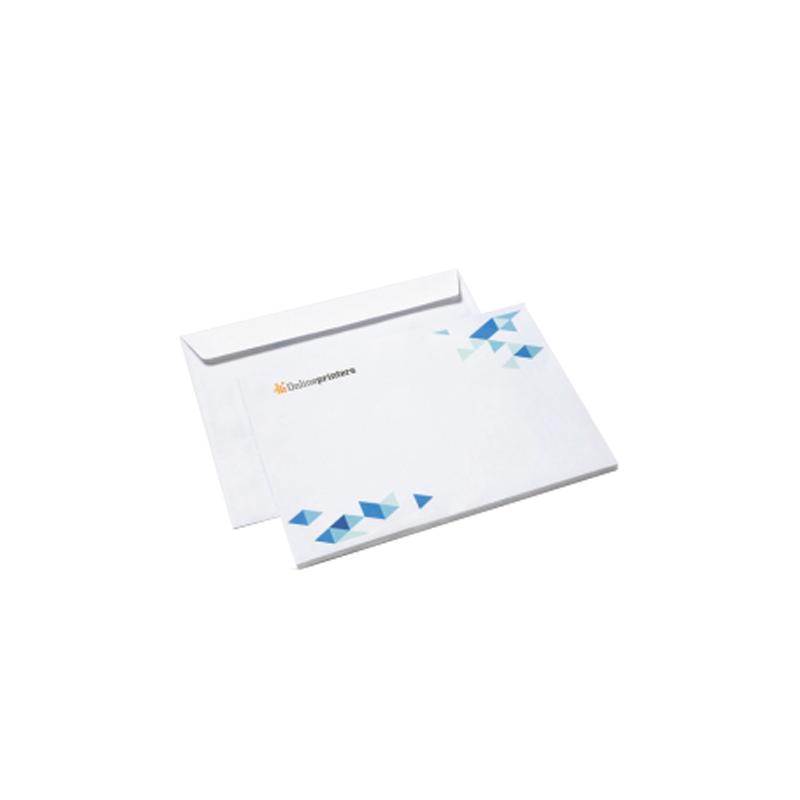Impression enveloppe C5 16.2x22.9