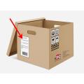 Impression étiquette adhésive en papier