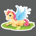 Baby Unicorn Fantasy