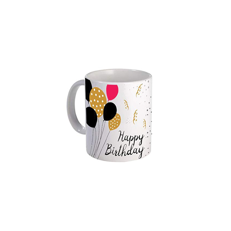 Mug Personnalisé Happy Birthday