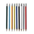 Crayons en couleurs